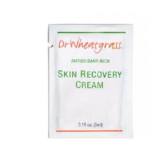Dr Wheatgrass Skin Recovery Cream 3ml sachet