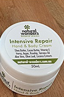 Natural Wonders Intensive hand & body cream 50ml