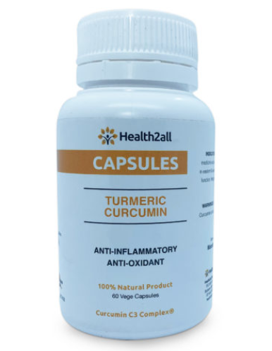 Turmeric high potency capsules