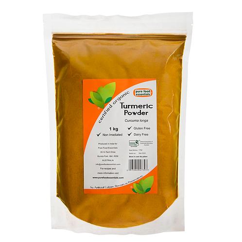 Turmeric Powder 500g Pure Food Essentials