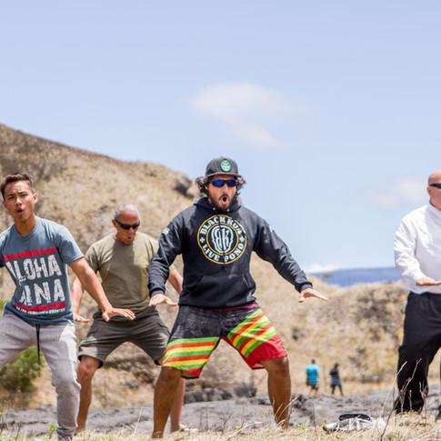 Ha'akoa Workshop - Mauna Kea
