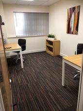 West Dock Street 2 person office