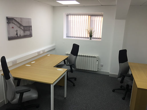 2 or 3 Person Office