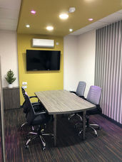 Meeting room for 4