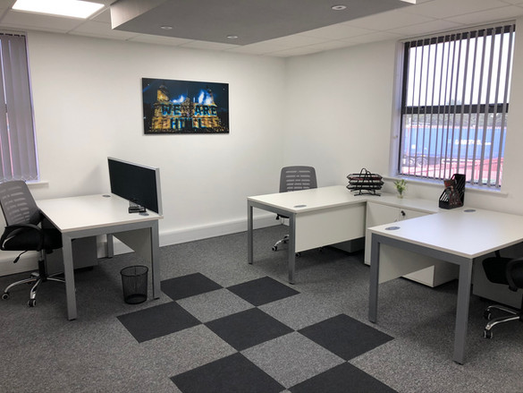 First Floor Office, One Business Village
