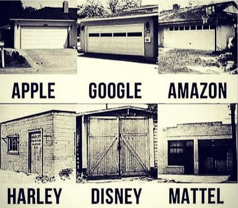 types of start up offices from the past