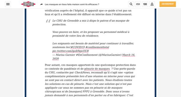 19/03/2020 - Libération