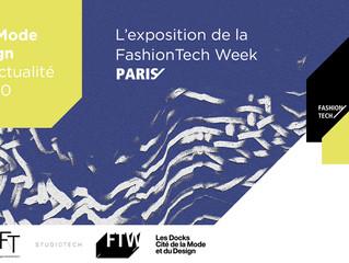 Retour sur la FashionTech Expo