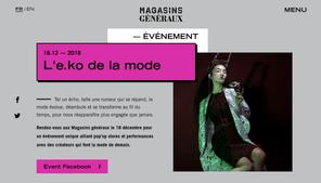 18/12/2018 - Magasins Généraux