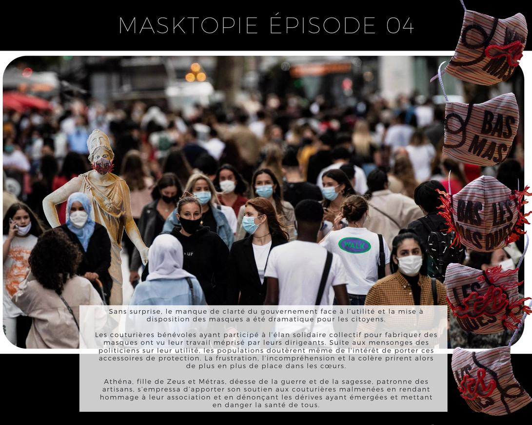Bas les masques