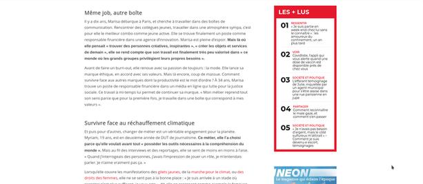 08/01/2021 - Reconversion professionnelle eco-friendly : « J'ai tout plaqué pour mes valeurs écologiques »