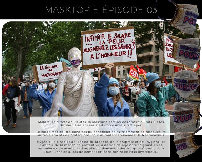 Masques gratuits pour tous