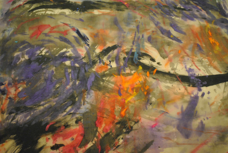 2009, Flamme D'Amour-Detail