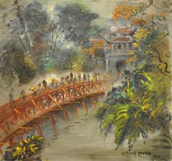 Temple Ngochoang