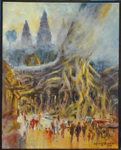 2014, Angkor Wat