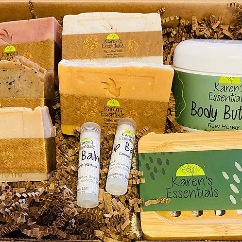 Raw Honey Fall-Winter Box