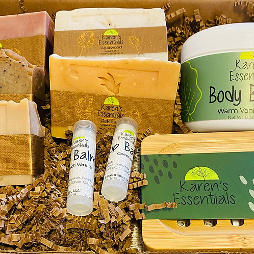 Warm Vanilla Sugar Fall-Winter Box
