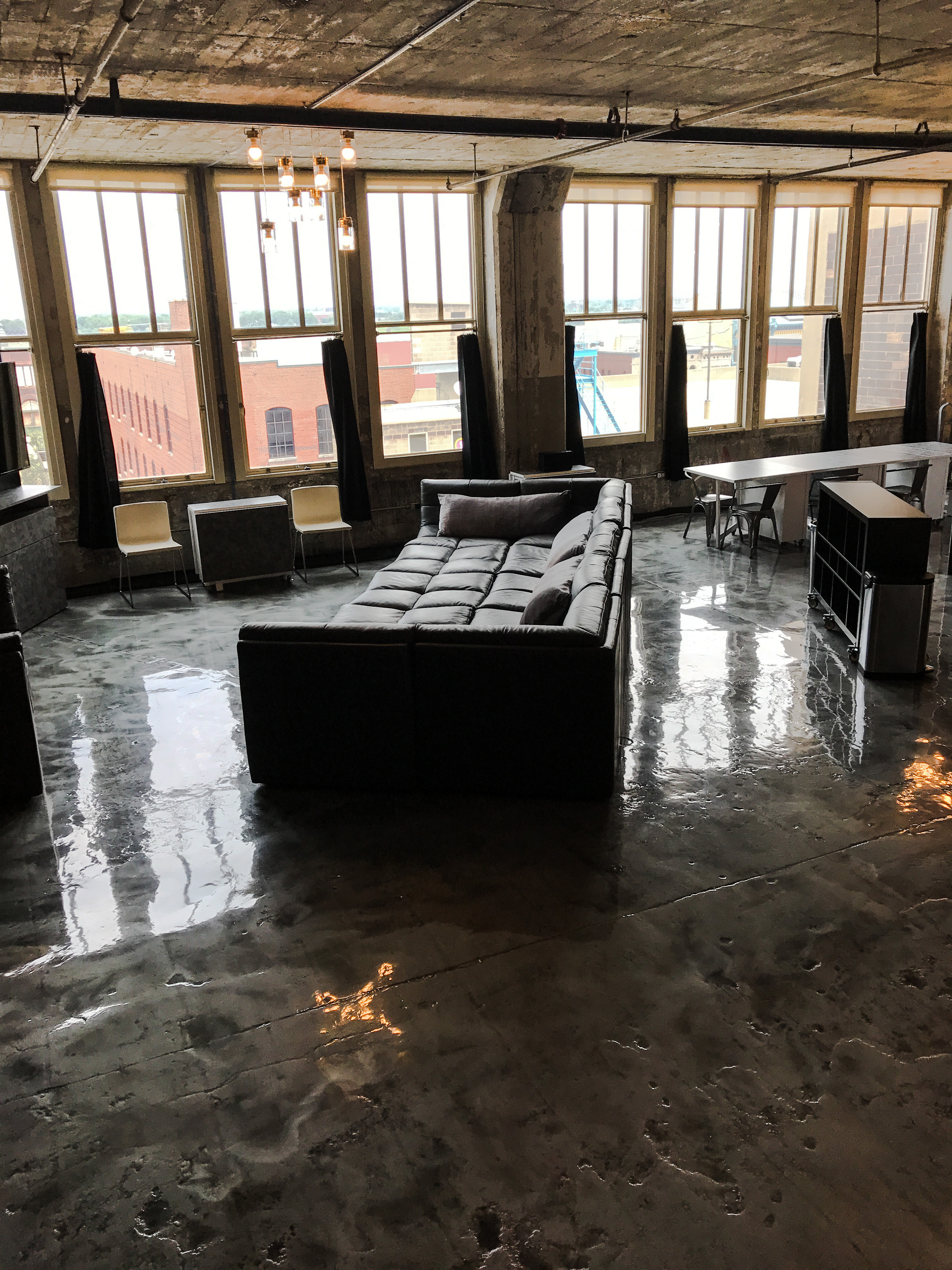 Loft Reverie Hotel 704 - Sundrenched Industrial Chic + Modular Furnishings +