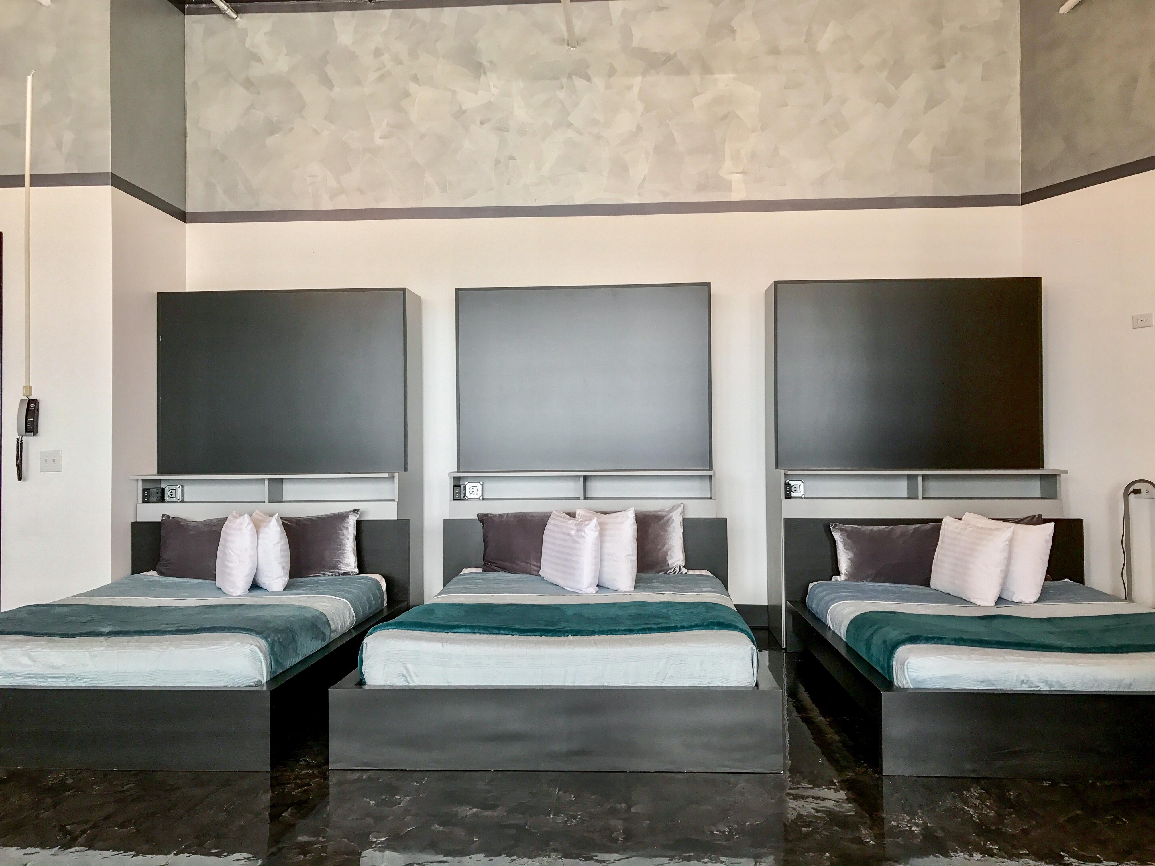 Loft Reverie Hotel 801 - Beds