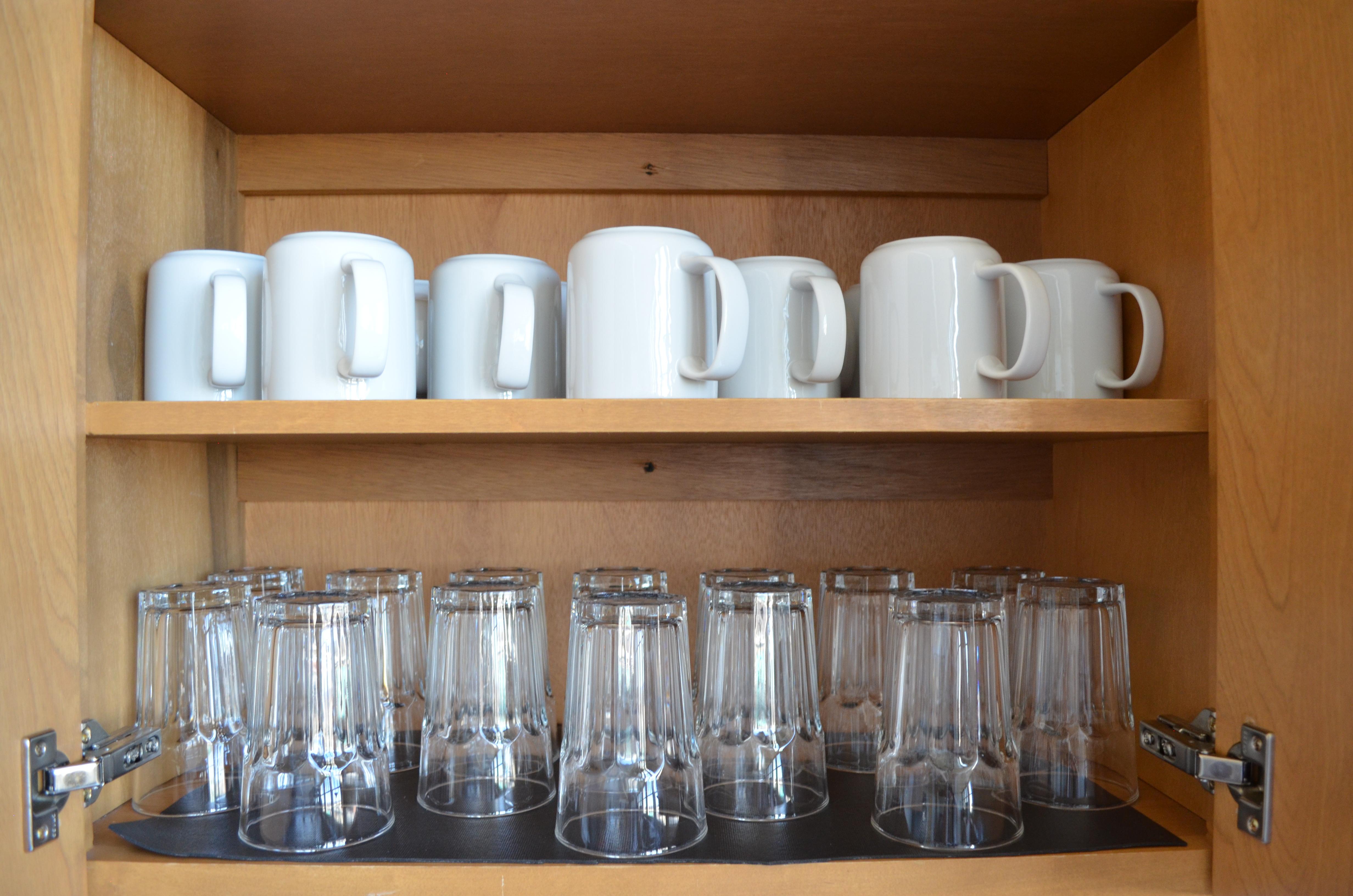 Coffee Mugs Glassware Kitchen - Loft Reverie Amenities