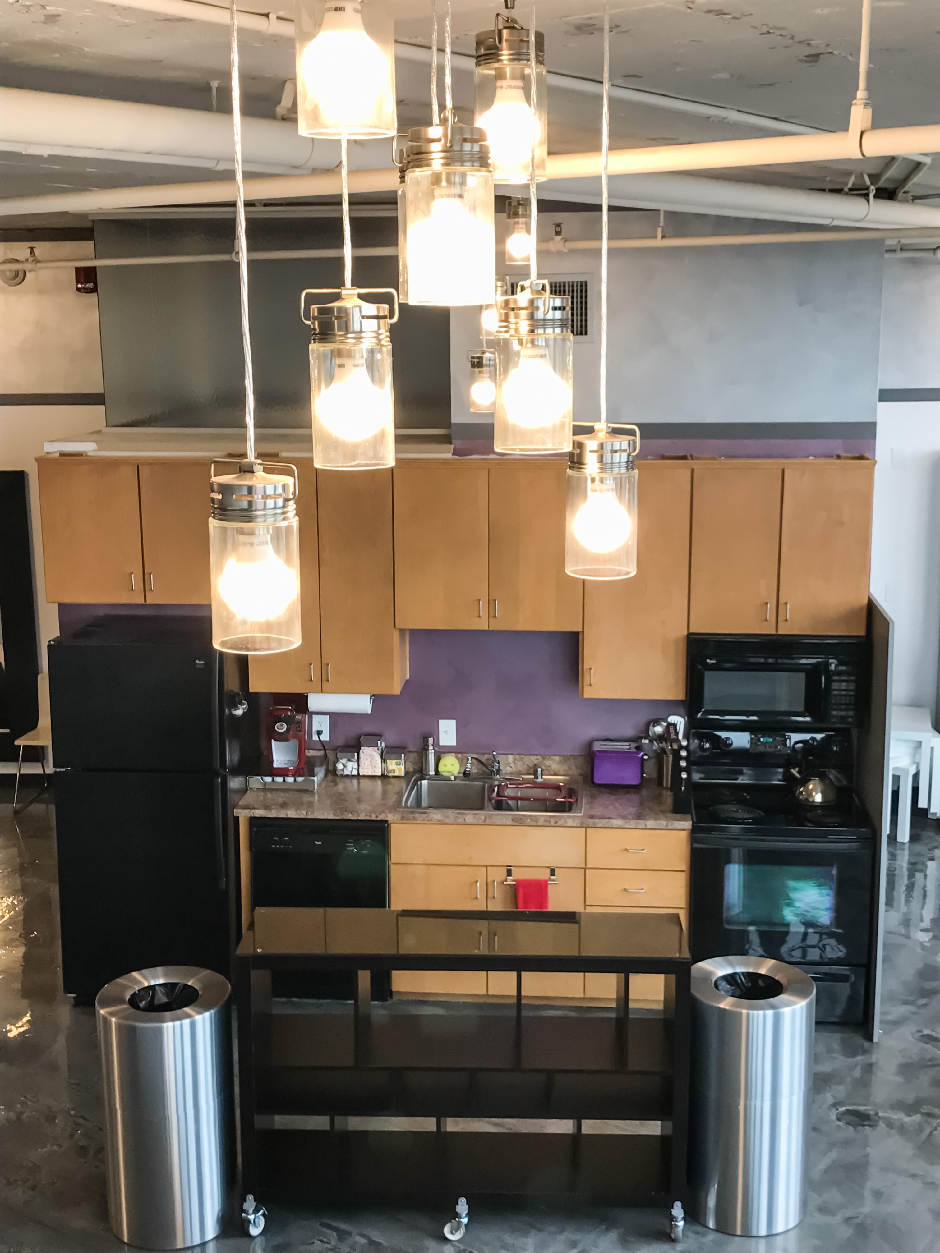 Loft Reverie Hotel 701 - Kitchen + Storage