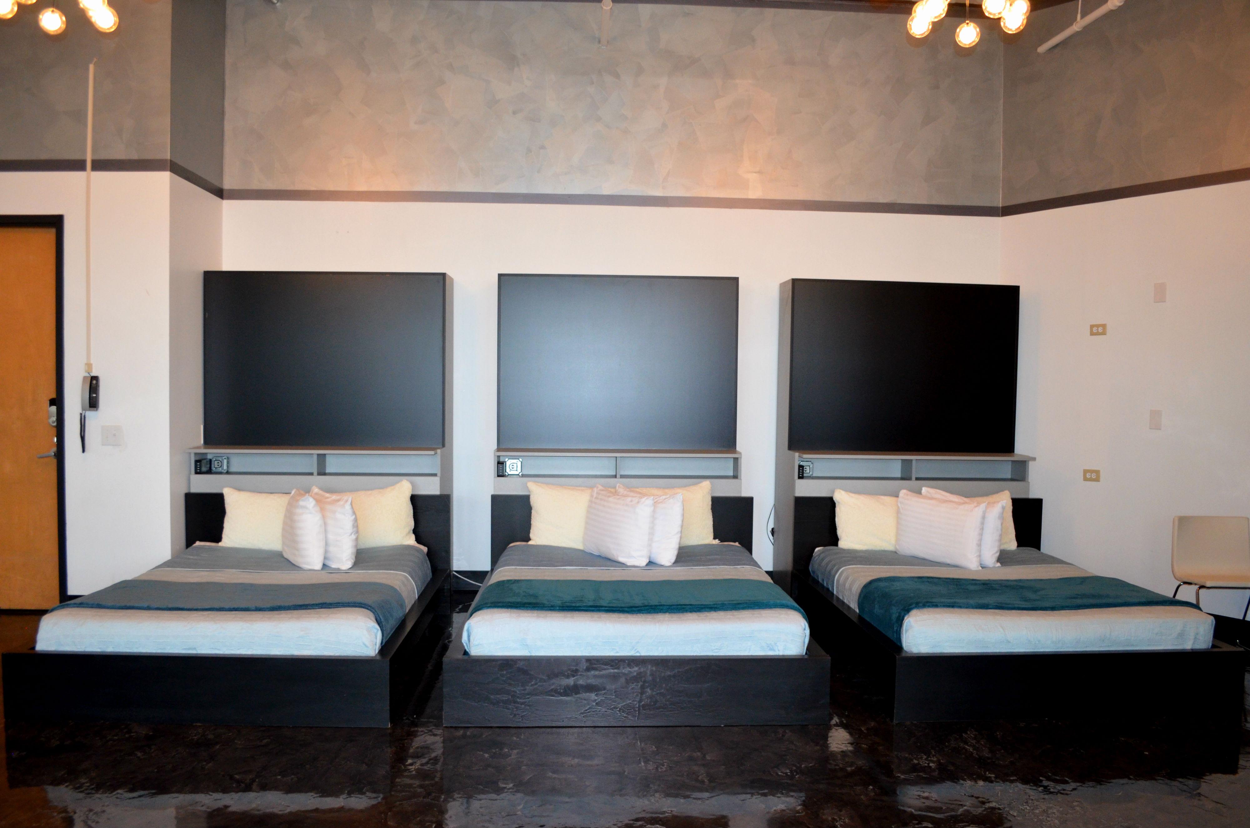801 Beds