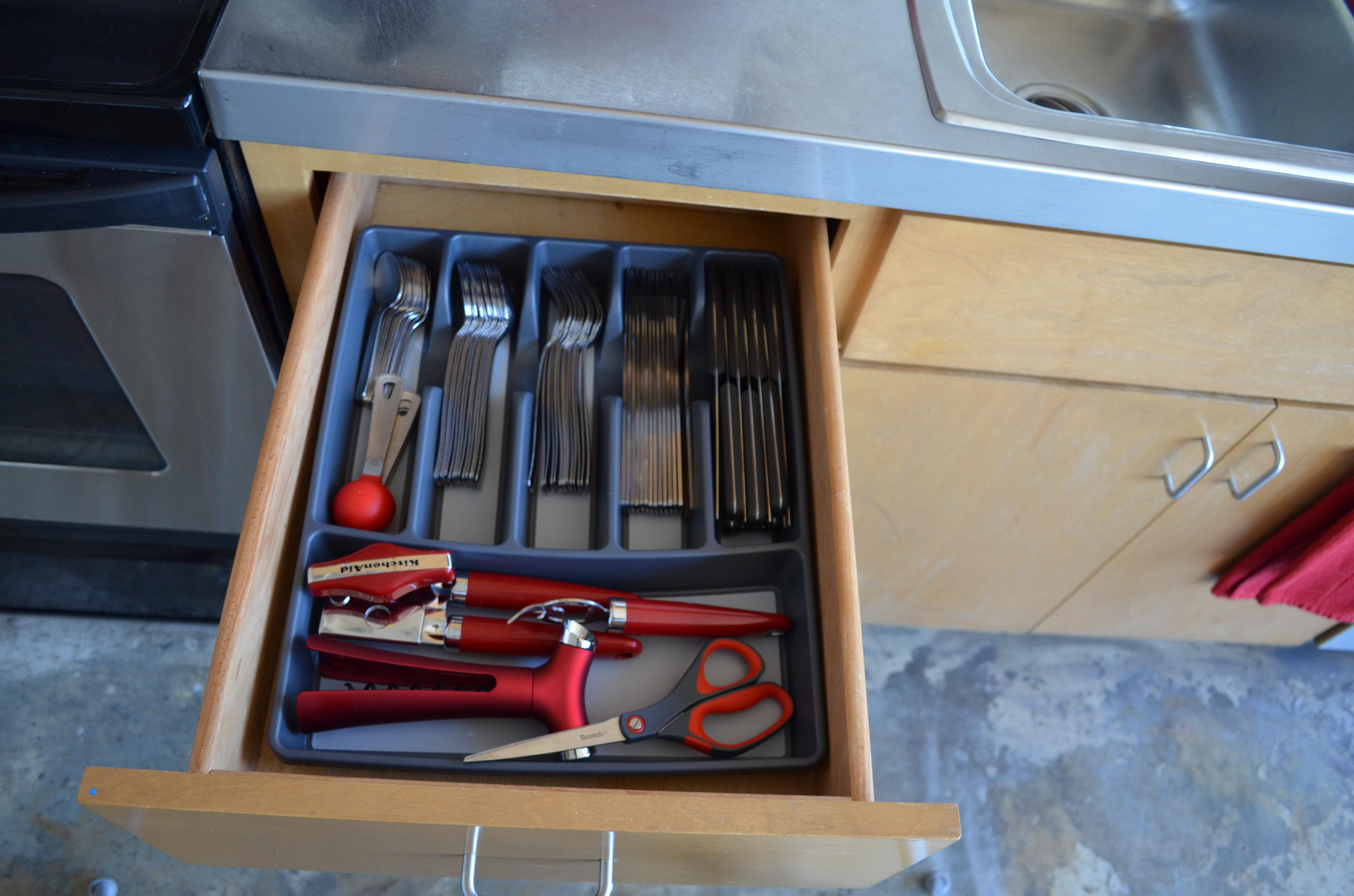 Silverware Can Opener Bottle Opener Kitchen - Loft Reverie Amenities