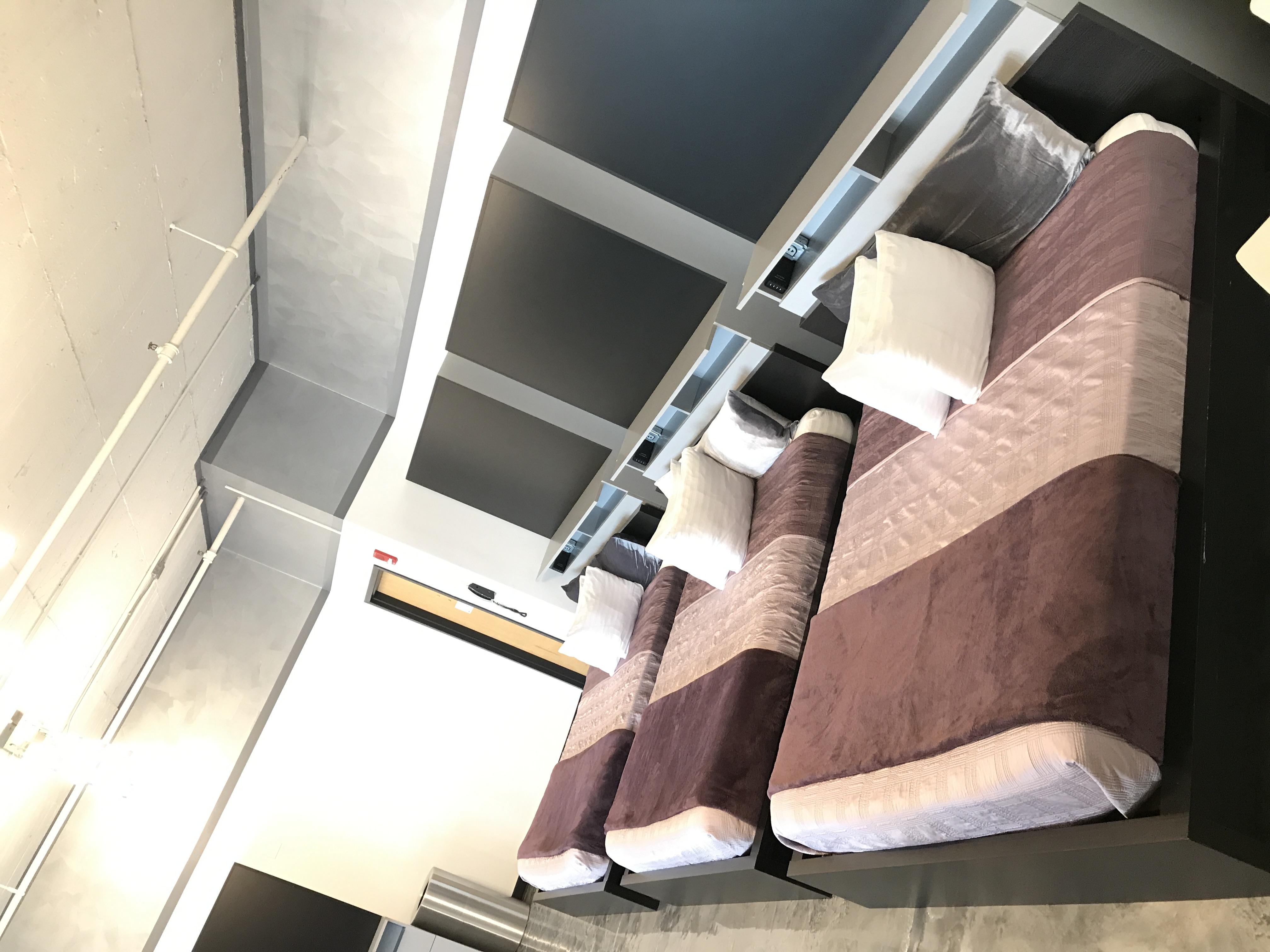 Loft Reverie Hotel 701 - Beds (2)