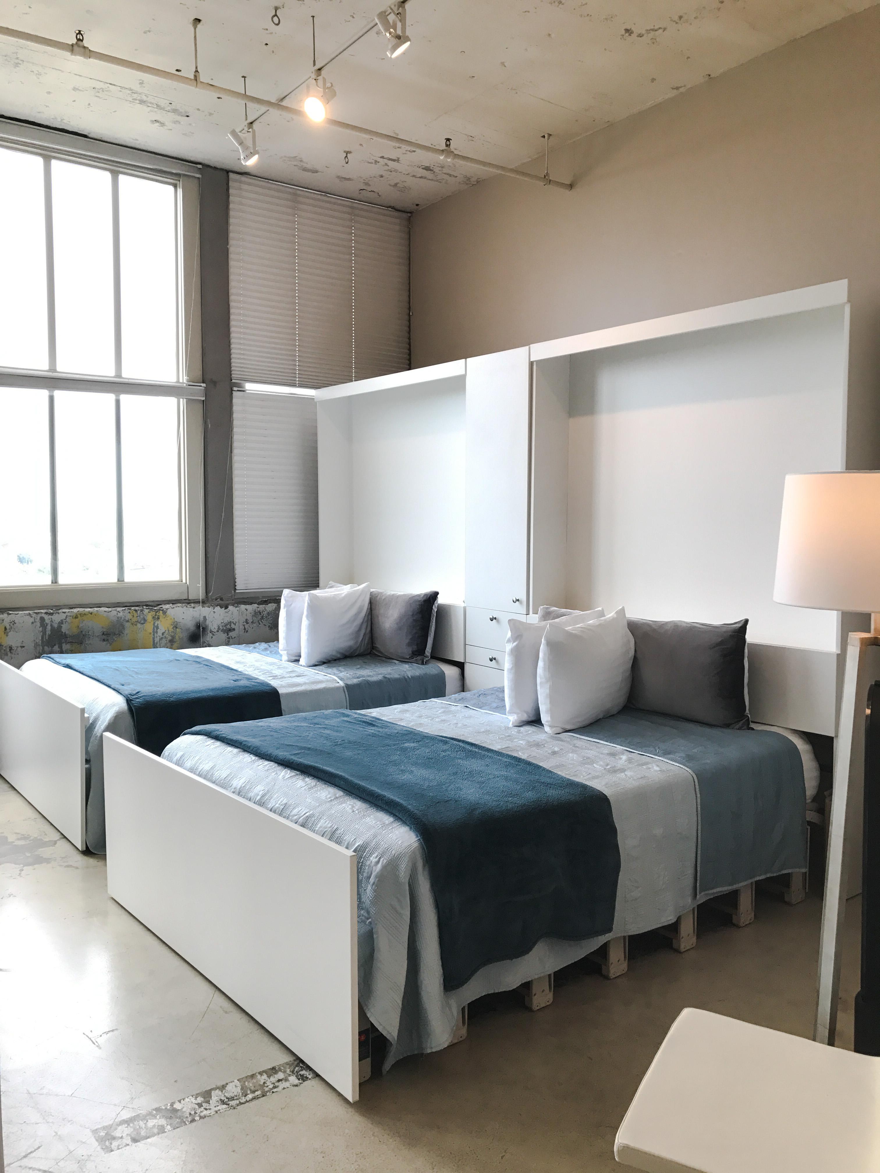Loft Reverie Hotel 707 - Bedroom 1 + Zbeds