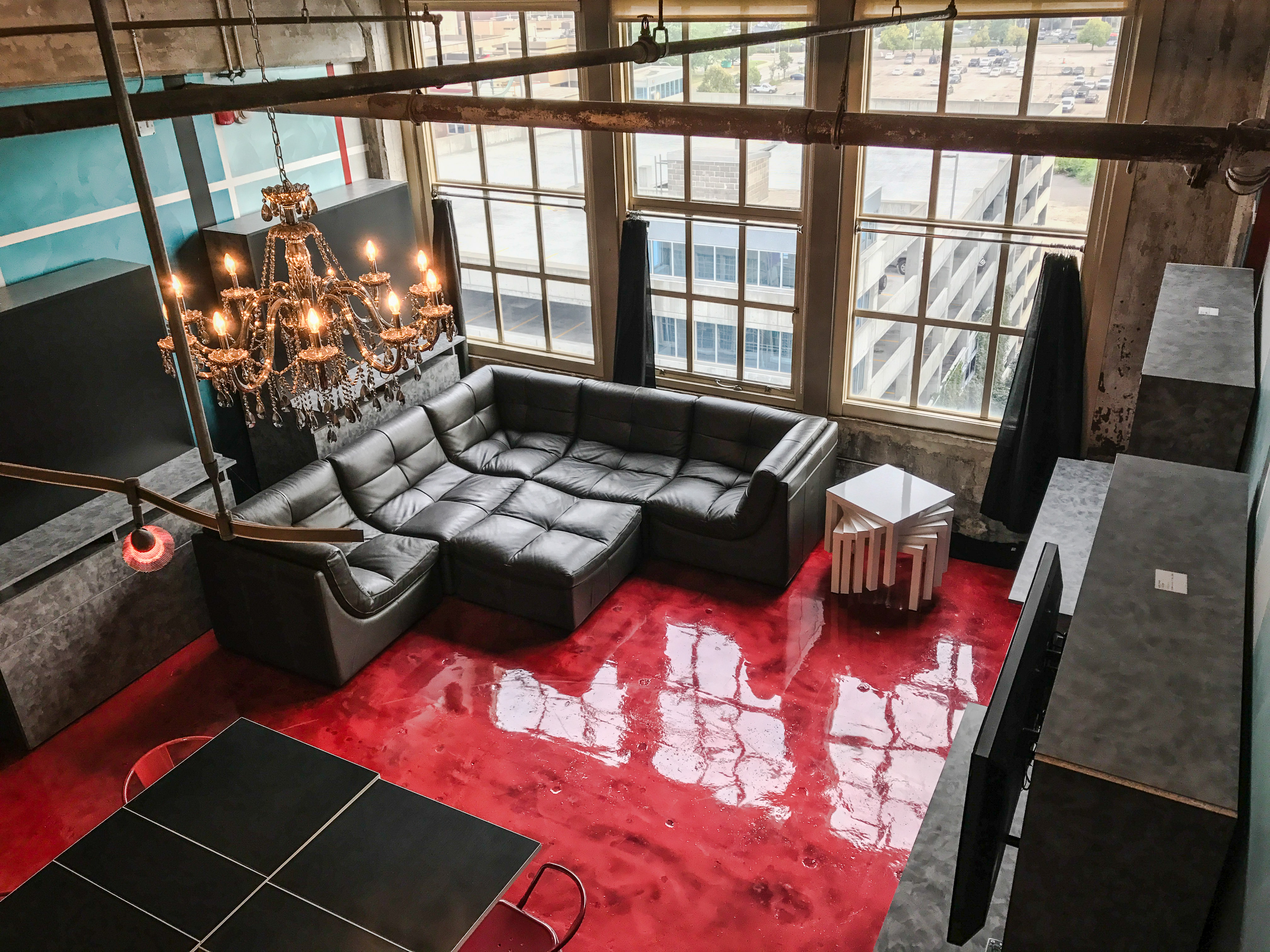 Loft Reverie Hotel 809 - A loft with 4x the space as your average hotel + 900 sf + BIG Loft + Chande