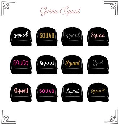 Gorra Squad