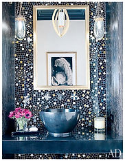 Polka Dot for Jamie Drake - Architectural Digest