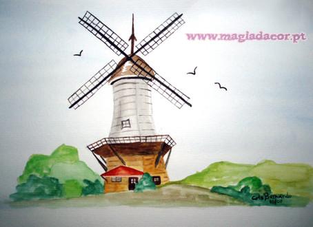Moinho Holandês