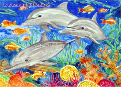 Golfinhos Brincalhões