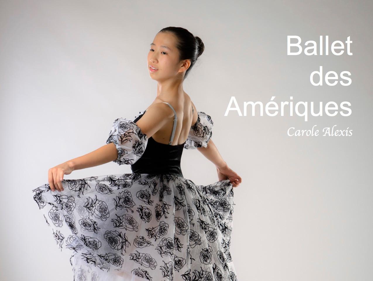 Ballet des Amériques Poster