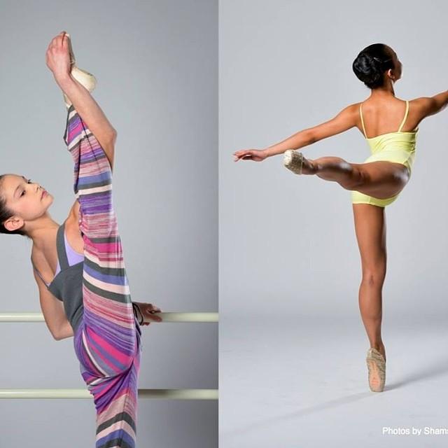 Ballet des Amériques Students Accepted at the Paris Opera Ballet School__Two students at Ballet des Amériques have been accepted by the Oper