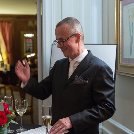 Chairman Hans-Jakob Whihelm