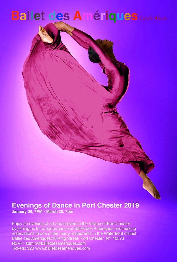 Evenings of Dance in Port Chester 2019.j