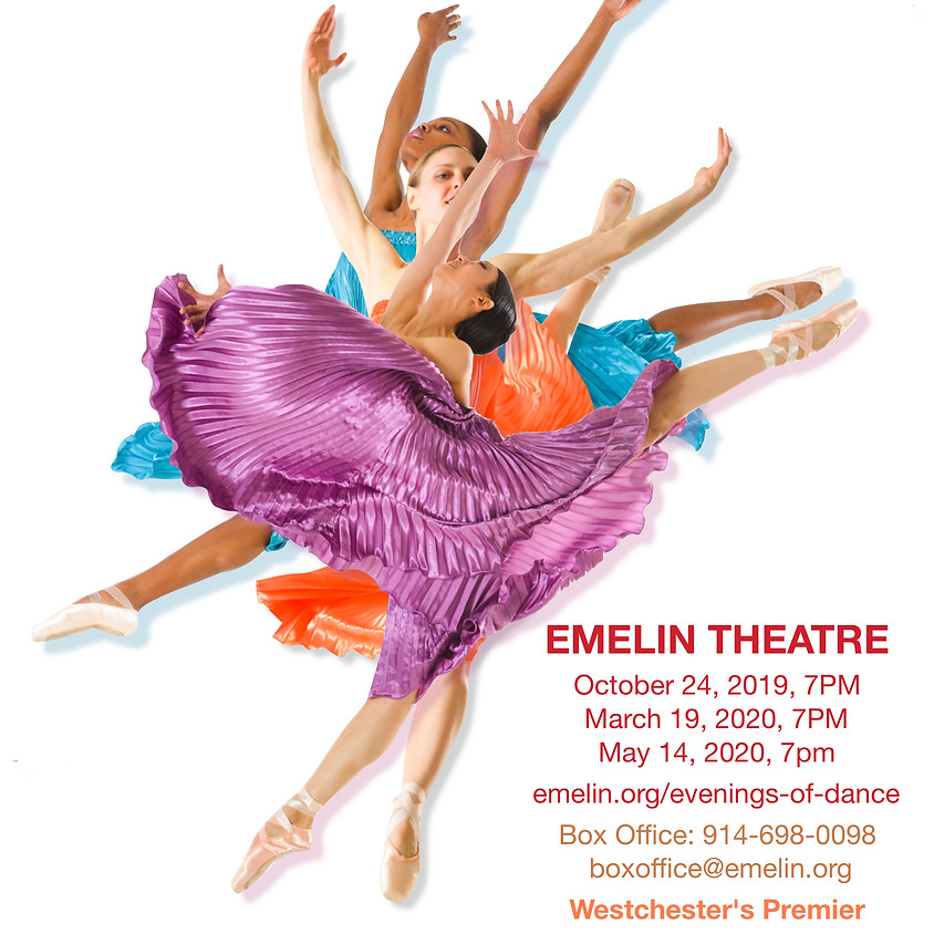 Evenings of Dance in Westchester