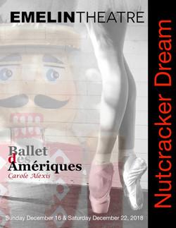 Nutcracker Dream Poster