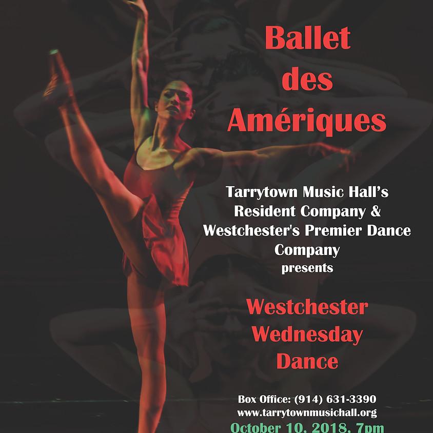 Westchester Wednesday Dance