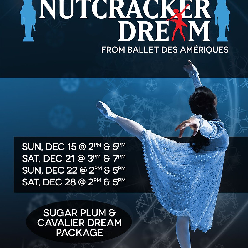Nutcracker Dream December 15th 2PM