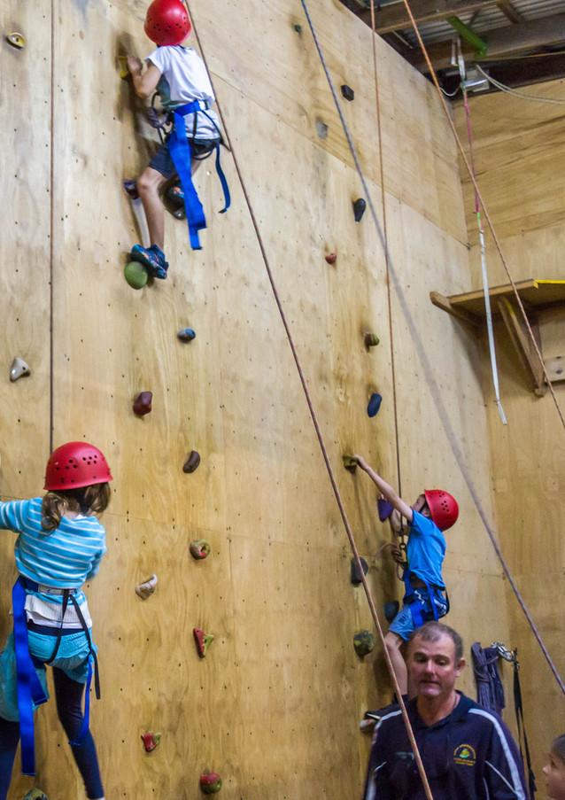 Indoor Climbing 1