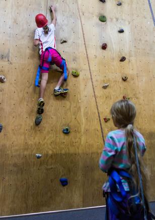 Indoor Climbing 4