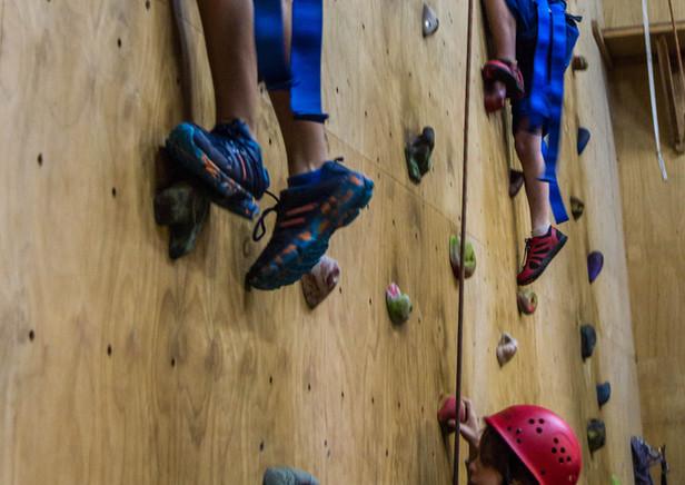 Indoor Climbing 2