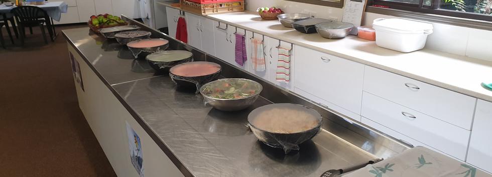 Dining Room Servery