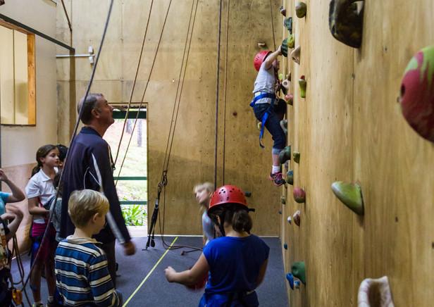 Indoor Climbing 3