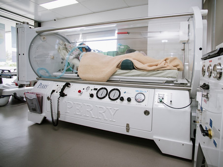 Not all Hyperbaric Oxygen Chambers are Created Equally.