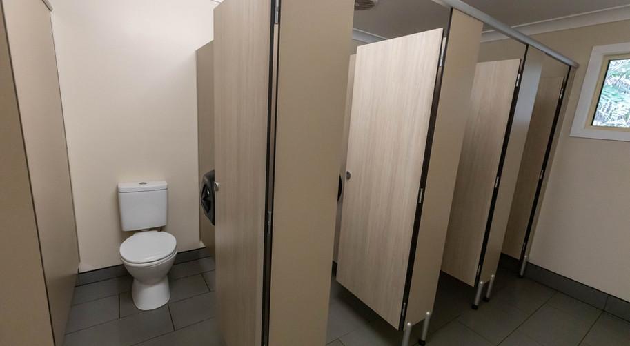 Main Toilets