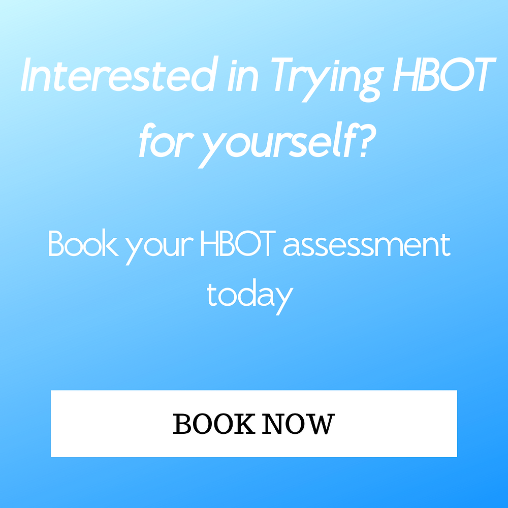 HBOT Initial risk assessment booking